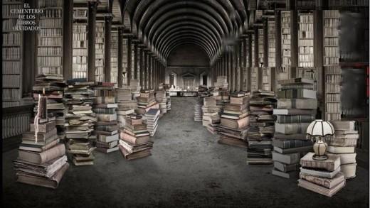 Cementerio de los libros olvidados LCA